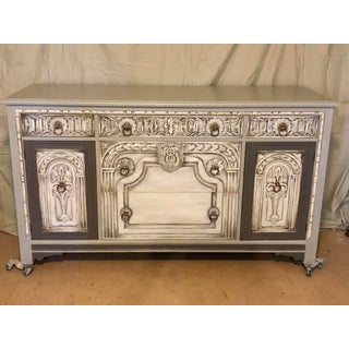 19th Century Jacobean Sideboard Preview