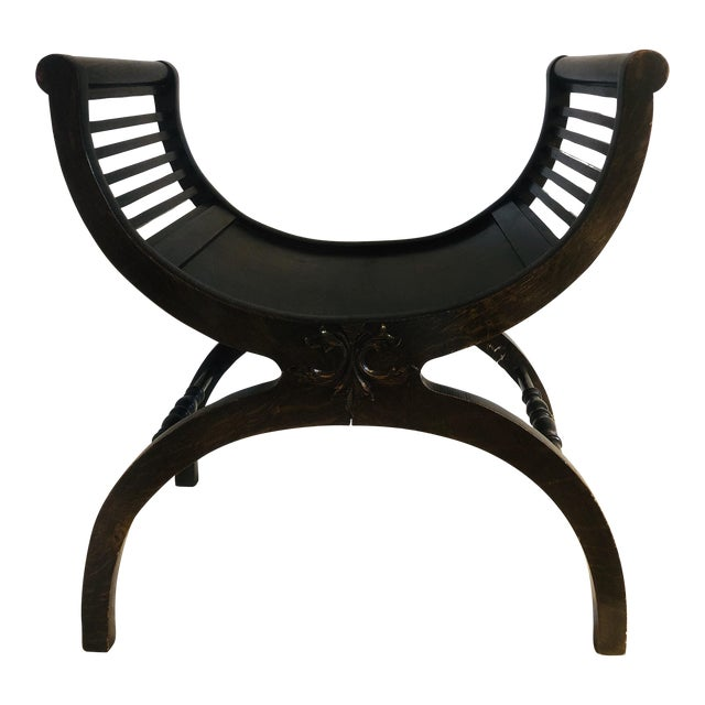 Sensational Early 20Th Century Neoclassical Style Bench Dailytribune Chair Design For Home Dailytribuneorg