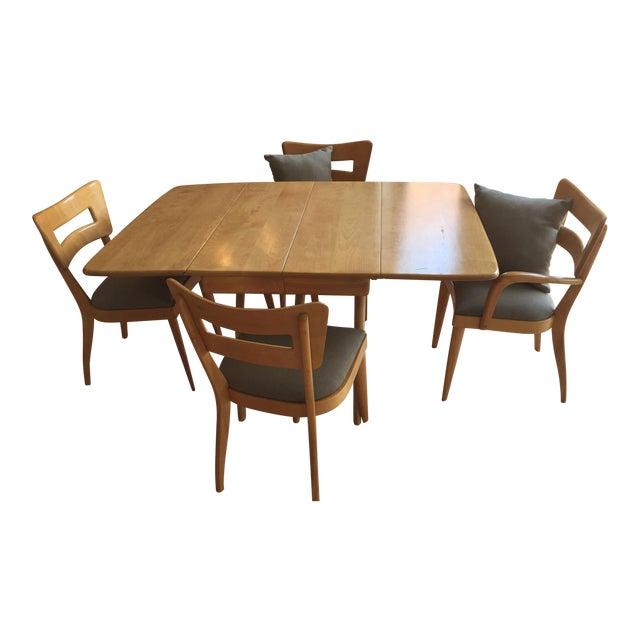 Heywood-Wakefield Vintage Dining Set - Image 1 of 11