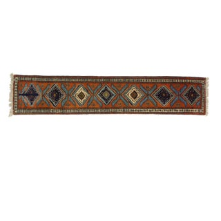 """Red North West Persian Runner - 2' x 10'2"""""""