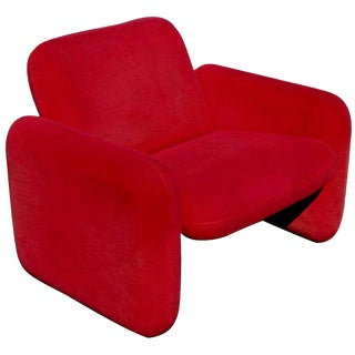 1 Herman Miller Ray Wilkes Chiclet Lounge Chair