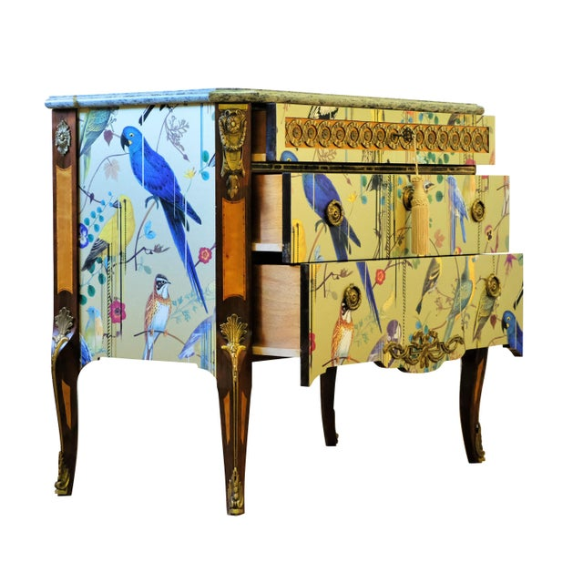 Christian Lacroix Style Commodes - a Pair For Sale In Washington DC - Image 6 of 9