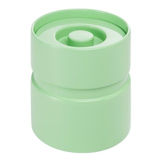 Rita Konig Collection Ice Bucket in Mint For Sale