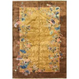 "Image of Chinese Art Deco Rug-5'10"" X 8'5"" For Sale"
