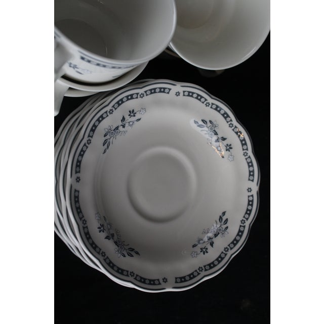 Royal Doulton of England Traditional Dinner China - 60 Pieces For Sale - Image 9 of 10