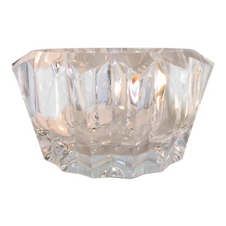 Lucite Serving Bowl