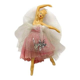 1960s Ballerina Ornament For Sale