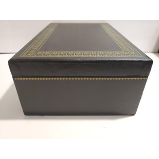 Vintage Mid Century Jewelry Box Preview