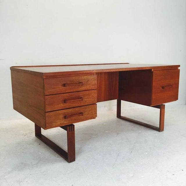 Dyrlund Mid-Century Danish Desk - Image 2 of 9