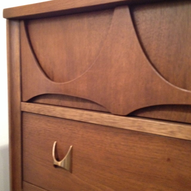Brasilia Broyhill Premier Tall Chest of Drawers For Sale - Image 5 of 8