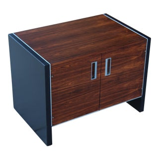Robert Baron Glenn of California Rosewood Nightstand