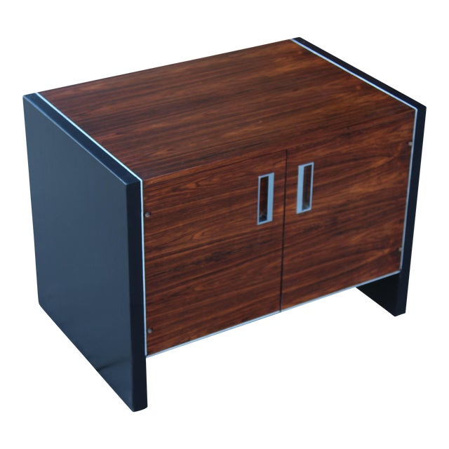 Robert Baron Glenn of California Rosewood Nightstand - Image 1 of 9