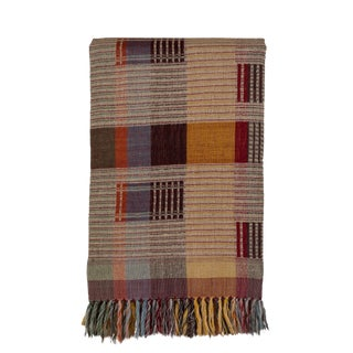 *Neeru Hand Woven Throw