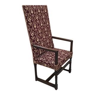 17th Century Dutch Rustic Armchair For Sale
