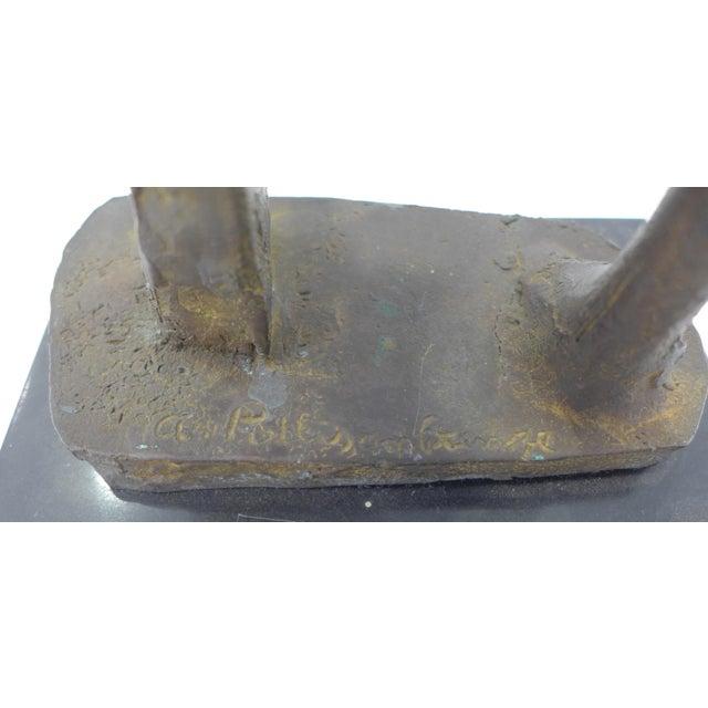 Bronze Sculpture by Abbott Pattison - Image 6 of 6