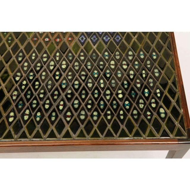 Bjorn Wiinblad Unusual Bjorn Wiinblad Coffee Table For Sale - Image 4 of 10