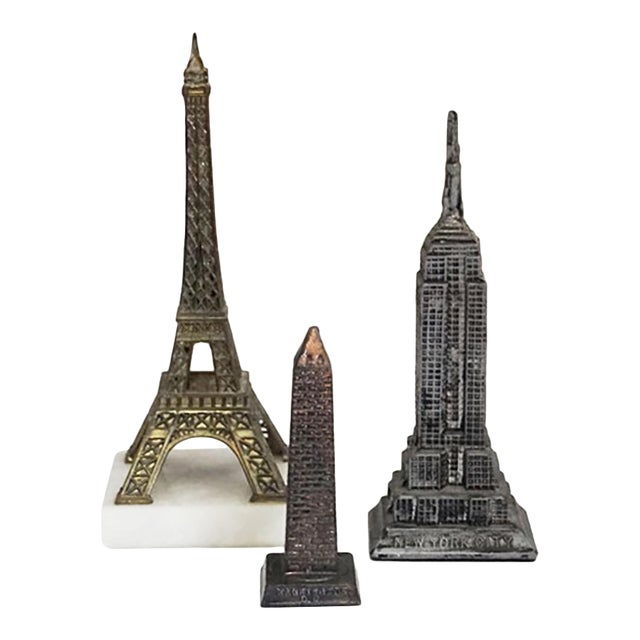 Paris, New York and Washington, DC Souvenirs For Sale