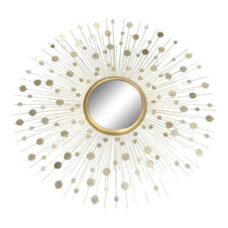 Constellation Mirror by Baker For Sale