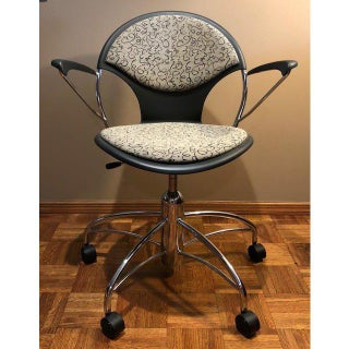 Mid-Century Contract Swivel Chairs - Set of 6 Preview