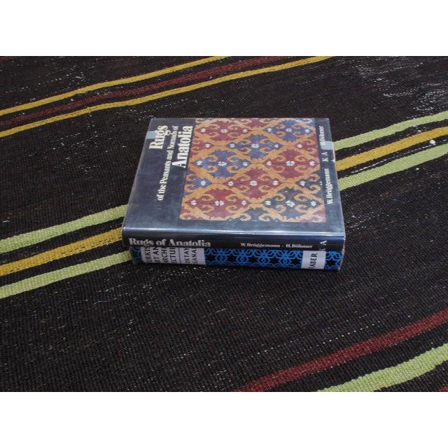 "Islamic Striped Kilim, ""Adil"" For Sale - Image 3 of 10"