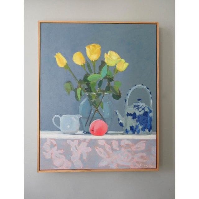 2020s Morning Table by Anne Carrozza Remick For Sale - Image 5 of 6