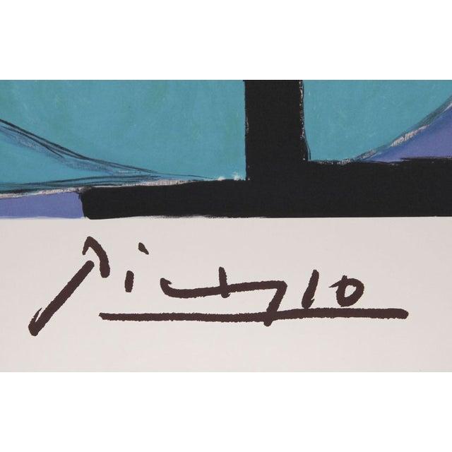 Pablo Picasso - Femme Assise Pres d'Une Fenetre - Image 2 of 2