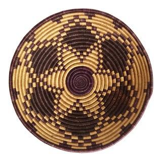 African Uganda Basket For Sale