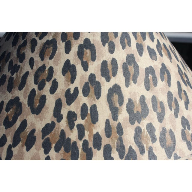 Black 1980s Wave Memphis Style Table Lamp For Sale - Image 8 of 12