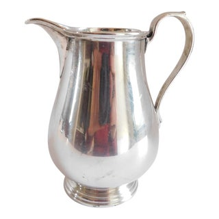 "Tiffany & Co. Sterling Mid-Century 925 ""Queen Anne"" Creamer Pitcher For Sale"