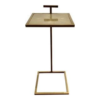 Interlude Home Square Soren Drinks Table For Sale