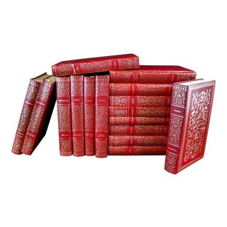 Greatest Masterpieces of Russian Literature - Set of 16 For Sale