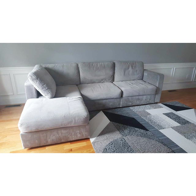 Lovesac Sectional Sofa - Image 3 of 5