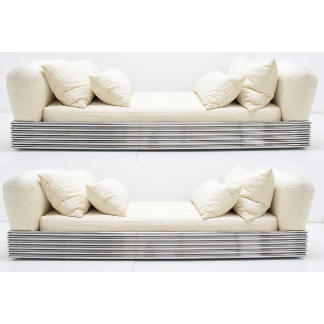 Pair of Brueton Radiator Beds For Sale - Image 13 of 13