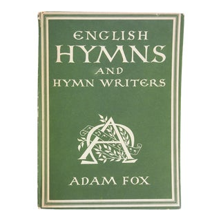 English Hymns & Hymn Writers Book For Sale