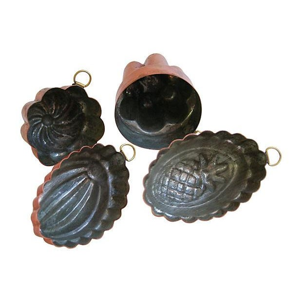 Collection of 1960s Copper Molds - Set of 4 - Image 5 of 7