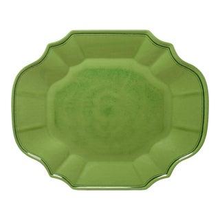 """Terra Sage 16"""" Melamine Oval Platter, Set of 2 For Sale"""