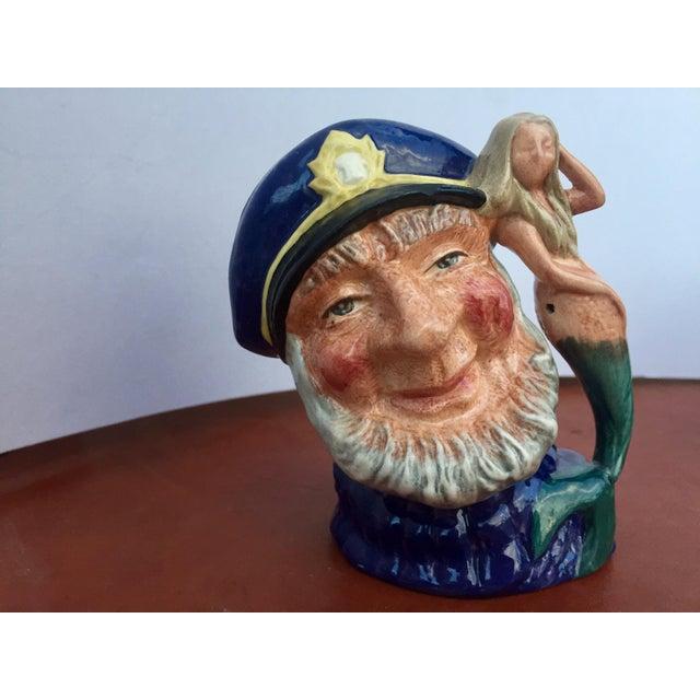 Vintage Sea Captain & Mermaid Mug For Sale In Miami - Image 6 of 6
