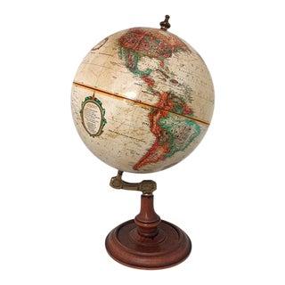 "Vintage LeRoy M. Tolman Replogle 9"" World Classic Globe"