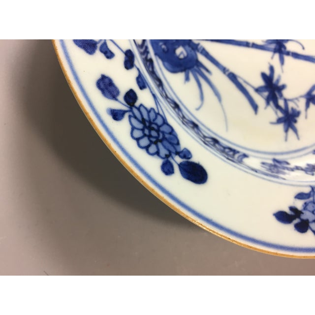 Art Pottery Delft Responsible Delft Pottery Plate Harmonious Colors