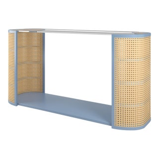 Lola Console Table - Summer Mist Blue For Sale
