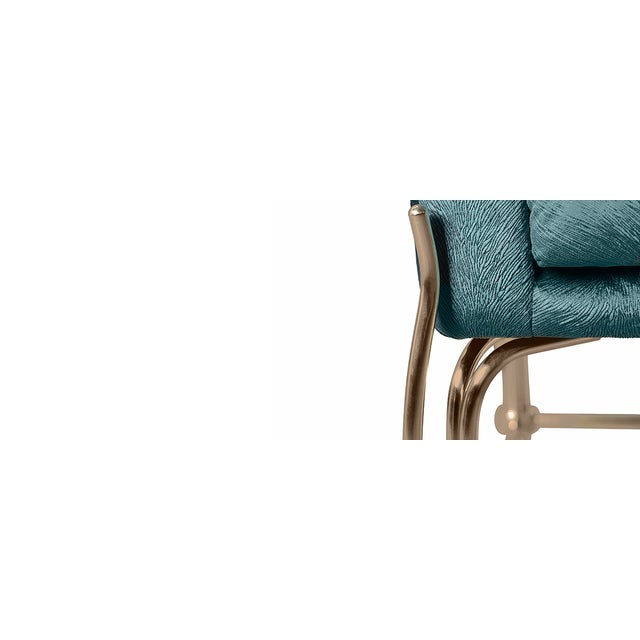 Not Yet Made - Made To Order Hemma Chair From Covet Paris For Sale - Image 5 of 8