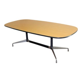 Conference Table by Charles & Ray Eames for Herman Miller For Sale