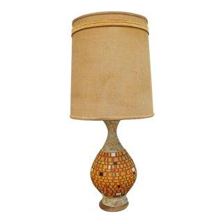 Mid-Century Modern Quartite Creative Ceramic Table Lamp For Sale