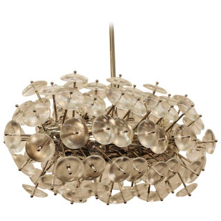 Sputnik Chandelier, Zepelin For Sale