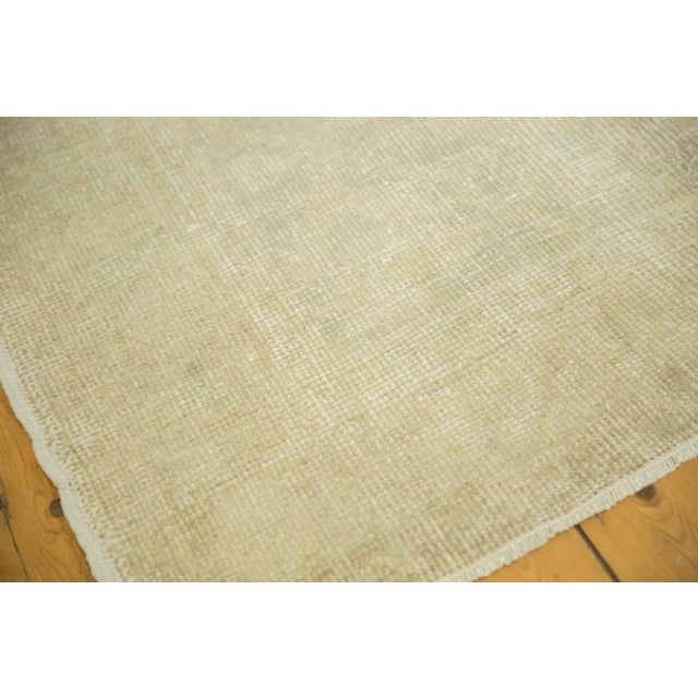 """Islamic Distressed Oushak Rug - 4'6"""" X 8' For Sale - Image 3 of 13"""