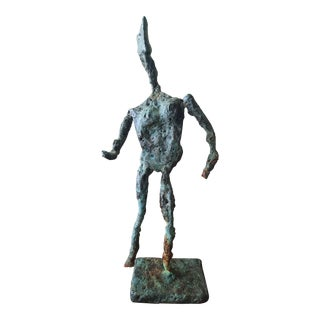 John Barandon Figurative Sculpture For Sale