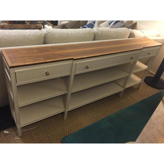 Stanley Furniture Charleston Regency Carolina Sofa Table - Image 2 of 8