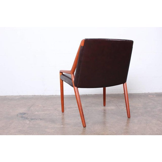 Lounge Chair by Ejner Larsen and Axel Bender Madsen for Willy Beck - Image 7 of 10