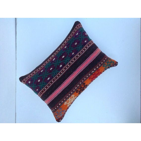 Vintage Kilim Pillow - Image 3 of 6