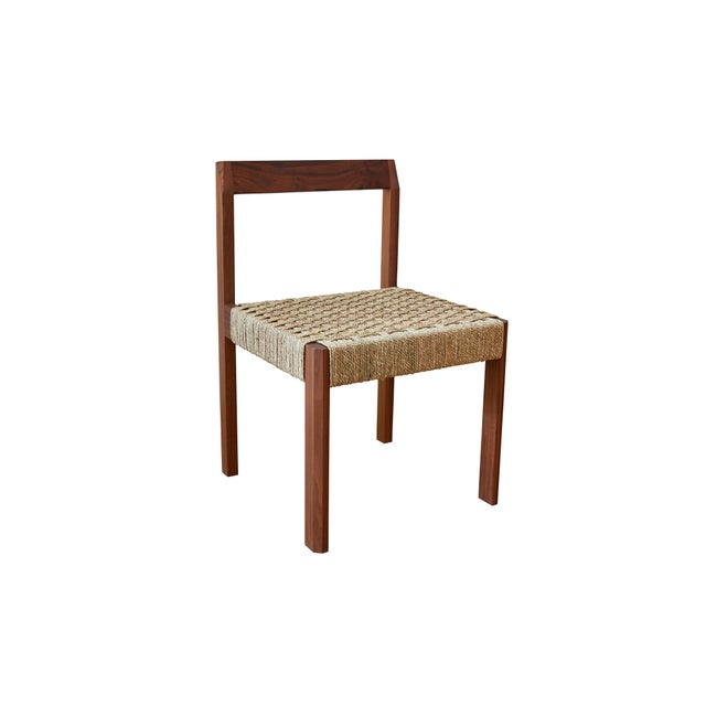 2010s Modern Casey McCafferty Faceted Dining Chair For Sale - Image 5 of 5